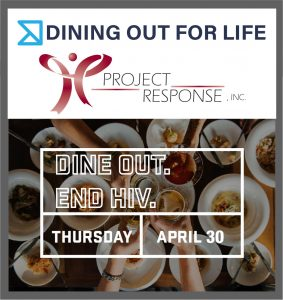 Project Response Dining Out For Life