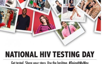 June 27th National HIV Testing Day #DoingIt