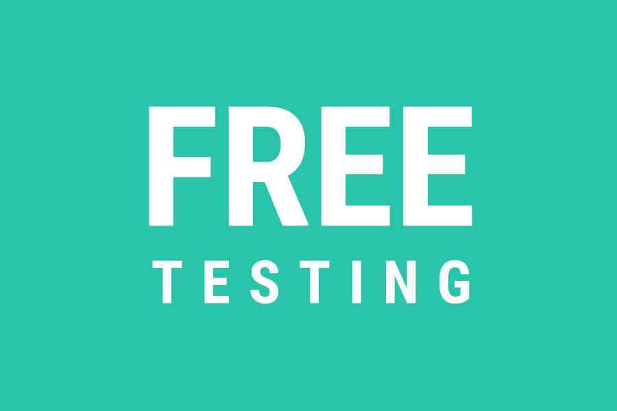 Project Response Free HIV Testing Event
